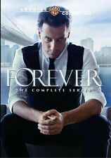 Forever Complete Series 2014 TV Show DVD Set Collection Lot Season Ioan Gruffudd
