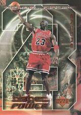 Rookie Upper Deck Michael Jordan 9.5 Basketball Cards