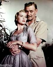 Clark Gable with Grace Kelly 8x10 Photo 009