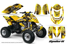 CAN-AM DS650 BOMBARDIER GRAPHICS KIT DS650X CREATORX DECALS STICKERS SXY