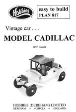 Hobbies planes para hacer un Cadillac coche modelo p817