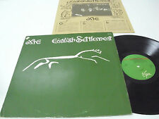 XTC English Settlement - 1982 PORTUGAL LP - Portuguese release RARE