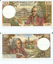 GERTBROLEN  10 FRANCS ( VOLTAIRE ) du 7-6-1973   B.890