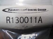OEM Pleasuedcraft Marine Fuel Pump Relay Part Number R130011A