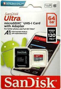 Micro SD Memory Card SDHC SDXC TF Class 10 For DJI Mavic Air, Air 2, Mini /Pro