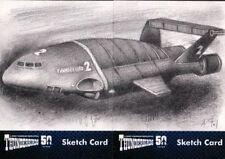 Thunderbirds Sci-Fi Collectable Trading Card Singles