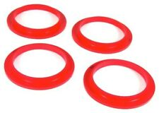 Prothane 1-1706 1964-69 AMC Javelin AMX Front Coil Spring Isolator Kit Red Poly
