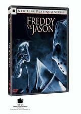 Freddy vs Jason (Dvd, 2003) New Line Platinum Series 2-disc Brand New Sealed!