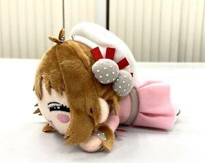 CardCaptor Sakura Nesoberi Mascot Toy Plush Keychain Doll Sakura Kinomoto SG9878