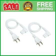 New listing 19.5in 2-Pack Power Cord Compatible with Sonos Play One, Sonos One Sl Speaker