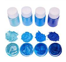 4 x Effektpigment Perleffekt Metalliceffekt Pigment  auch Epoxidharz Pouring