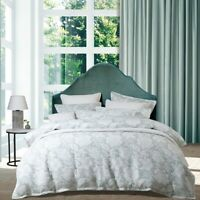 Private Collection Bethany Quilt Cover Set Duck Egg