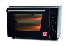 Forno elettrico professionale 2 pizze Effeuno F1 P234H potenza 2,7 kw