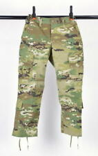 Lot of 2 Womens ARMY COMBAT Woodland Camo Cargo Trousers Pants Womens 25 X-Short
