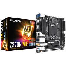 Gigabyte Z370n WiFi Intel Z370 LGA 1151 (Socket H4) mini Itx - placa base #2370