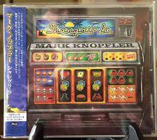 MARK KNOPFLER (Dire Straits)- Shangri-La, Japan CD w/OBI UICR-1033 OOP Pristine