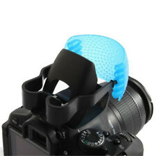 3 Colors Pop-Up Flash Bounce Diffuser Cover kit For Canon Nikon Pentax one