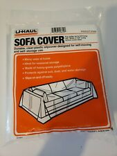 UHaul Sofa Couch Loveseat Moving & Storage Clear Cover Up to 8' Length Fit 134""