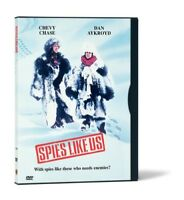 Spies Like Us & Nothing but Trouble [New DVD]