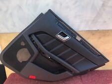 31K MERCEDES W212 E63 E550 REAR RIGHT INTERIOR LEATHER NAPPA DOOR PANEL OEM