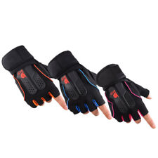 Cycling Gloves Motorcycle Racing Bicycle Glove Half Finger Sports Gel Breathable