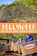 DOLLYWOOD Theme Park Tickets FULL One Day Passes!