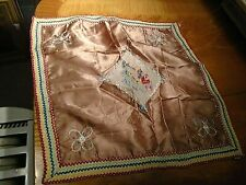 More details for  1st w.w, girlfriend or mothers silk hankerchief present for her soldier