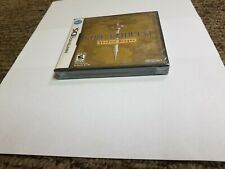 Fire Emblem: Shadow Dragon (Nintendo DS, 2009) new sealed Authentic