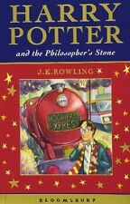 Harry Potter and the Philosopher's Stone,J. K. Rowling