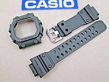 Genuine Casio King G-Shock GX-56KG GXW-56KG resin watch band & bezel set green