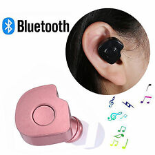 Bluetooth Headset Mini Earbud Earpiece for Samsung S8 S7 iPhone X 8 8S HTC LG