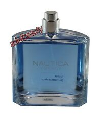 Nautica Voyage TSTR 3.4oz/100ml Edt Spray For Men By Nautica Unbox