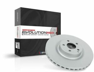 Power Stop Power Stop EBR823EVC Front Evolution  Geomet Coated Brake Rotor