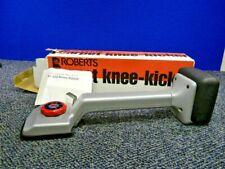 Roberts Carpet Knee-Kicker 10-412 New in Box