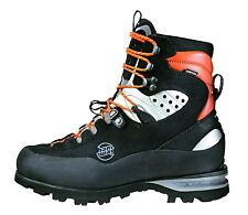 Hanwag Grado de escalada Botas de montaña Friction GTX Talla 8,5- 42,5 negro