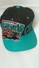 Vintage Rare Vancouver Grizzlies NBA Snapback Hat Cap