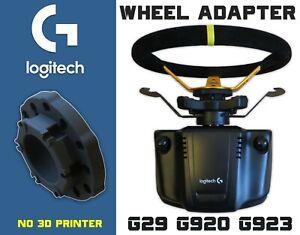 Logitech G29 | G920 | G923  wheel adapter + Gift / SIMRACING