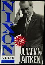 Nixon : A Life by Jonathan Aitken (1996, Paperback)