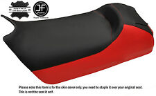 BLACK & RED CUSTOM FITS SKI DOO ZX MXZ 600 800 700 99-04 VINYL SEAT COVER