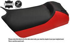 BLACK & RED CUSTOM FITS SKI DOO ZX MXZ 600 800 700 99-04 VINYL SEAT COVER