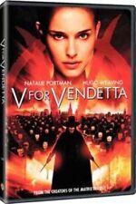 V for Vendetta 7321900824835 DVD Region 2