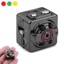 Mini telecamera spia micro camera nascosta Full HD Auto Car SQ8 infrarossi video