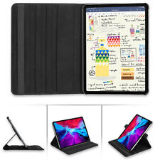 2020 Leather 360 Rotating Smart Case Cover Stand Magnetic for New Old Apple iPad