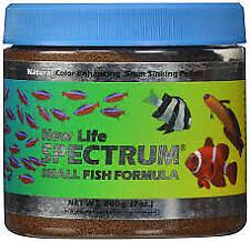 New Life Spectrum Small Fish Formula 200g