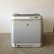 HP Color Laser Jet 1600 Laser printer Tested Working WITH Toner CB373A#ABA