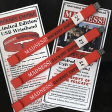 MADNESS - LIVE AT HACKNEY EMPIRE - 3x USB MEMORY STICKS - 500 ONLY - TWO 2 TONE
