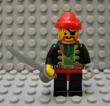 LEGO Classic Pirate with Red Hat and Sword