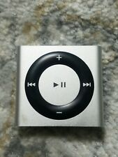 Apple iPod Shuffle A1373 4th Generation 2GB Grey ONLY PLAYER