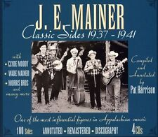 J.E. Mainer - Classic Sides 1937-41 [New CD] Boxed Set, Rmst