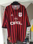 AC Milan Ltd Edition Centenary Home Shirt Adidas 1999-00 XL